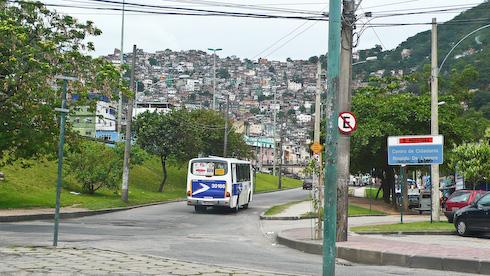 Favela de Rosinha - Rio de Janeiro