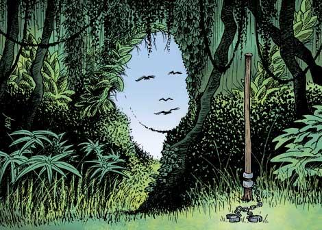 Ingrid Betancourt, rehén en la selva colombiana
