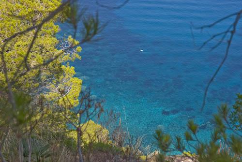 Costa de Mallorca, cerca de Estellencs