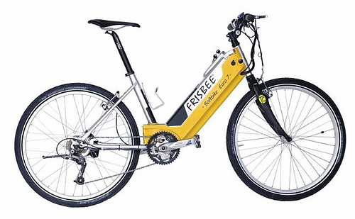 Bicicleta eléctrica. Nueva revolución urbana?.