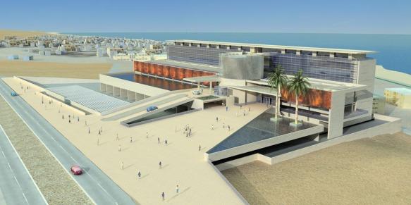 Casino de Antofagasta. Chile.