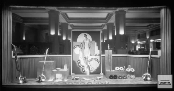 Aparecen las enceradoras eléctricas. 1930.