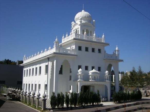 Templo Sikh en Langenthal (Suiza)