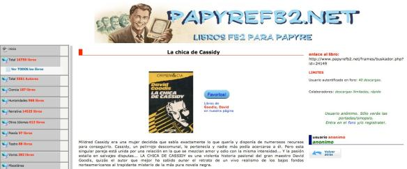 Papyre descarga