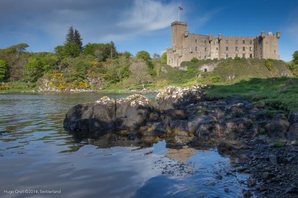 Castillo de Dunvegan.