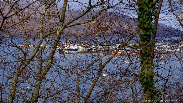 El puerto de Ullapool