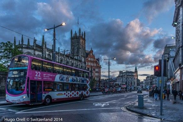 Princes Street, Edimburgo