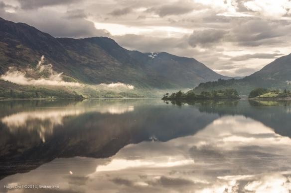 Loch Leven,Escocia